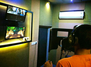 Music Production in chennai