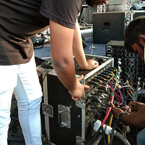 Sound Engineering in Chennai